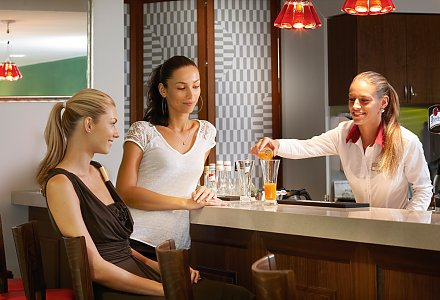 Bar im Spa und Kurhotel Harvey in Franzensbad