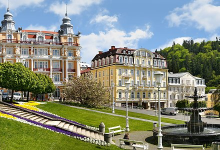 Ensana Health Spa Hotel Hvezda in Marienbad