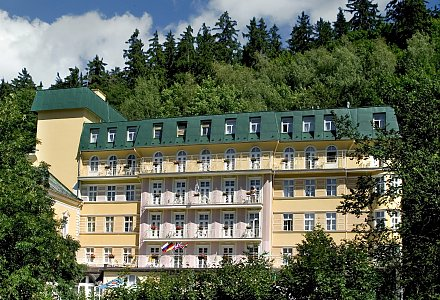 Ensana Health Spa Hotel Vltava in Marienbad