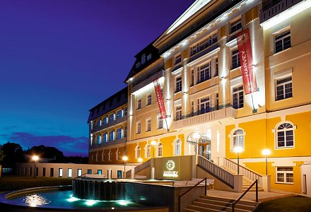 Spa und Kur Hotel Harvey in Franzensbad