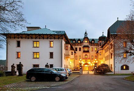 Chateau Monty - SPA Resort in Marienbad