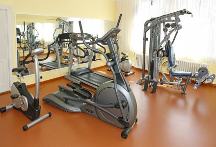 Fitness im Ensana Health Spa Hotel Pacifik in Marienbad