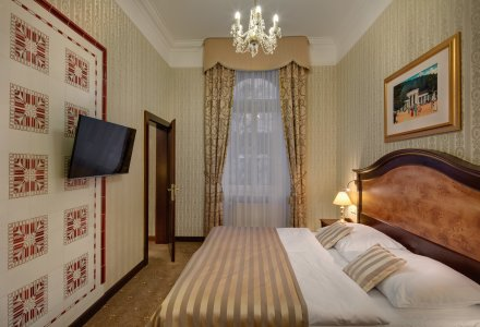 Junior Suite DeLuxe im Ensana Health Spa Hotel Nove Lazne in Marienbad © Hotel