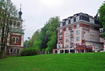 Spa Hotel Richard in Marienbad