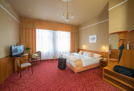 Doppelzimmer Komfort (B) im Spa Resort PAWLIK-AQUAFORUM in Franzensbad