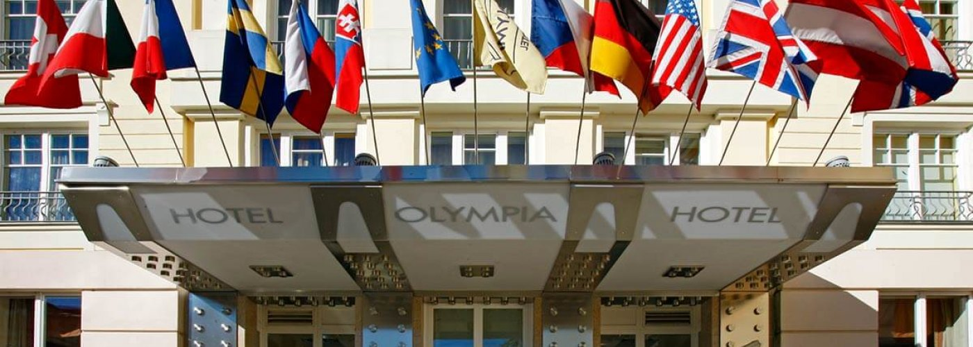 Spa & Wellness Hotel Olympia in Marienbad